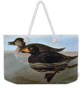 Audubon: Duck, 1827 Weekender Tote Bag