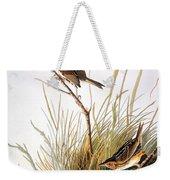 Audubon: Finch Weekender Tote Bag