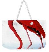 Audubon: Flamingo, 1827 Weekender Tote Bag