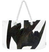 Audubon: Frigatebird Weekender Tote Bag