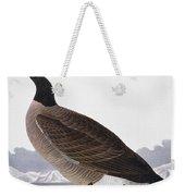 Audubon: Goose, 1827 Weekender Tote Bag