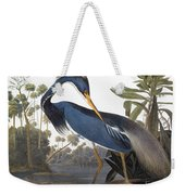 Audubon Heron, 1827 Weekender Tote Bag