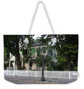 Audubon House Key West Weekender Tote Bag