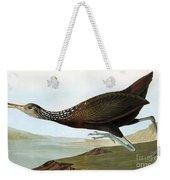 Audubon: Limpkin Weekender Tote Bag