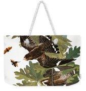 Audubon: Nighthawk Weekender Tote Bag