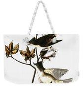 Audubon: Phoebe Weekender Tote Bag