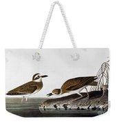 Audubon: Plover, 1827-38 Weekender Tote Bag