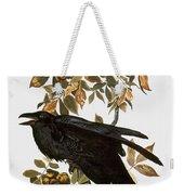 Audubon: Raven Weekender Tote Bag