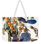 Audubon: Scrub Jay, 1827-38 Weekender Tote Bag