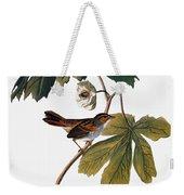 Audubon: Sparrow, 1827-38 Weekender Tote Bag