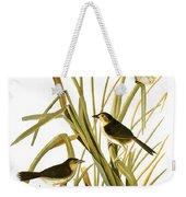 Audubon: Sparrow, (1827) Weekender Tote Bag