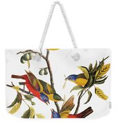 Audubon: Sparrows Weekender Tote Bag