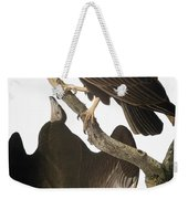 Audubon: Turkey Vulture Weekender Tote Bag