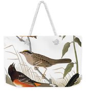 Audubon: Various Birds Weekender Tote Bag