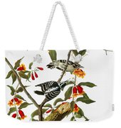 Audubon: Woodpecker, 1827 Weekender Tote Bag