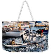 August Afternoon Rocky Neck Weekender Tote Bag
