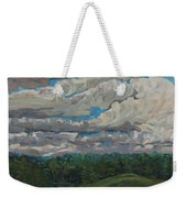 August Convection Weekender Tote Bag