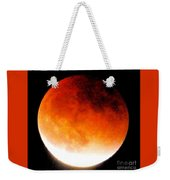 August Eclipse Tucson, Az Weekender Tote Bag