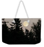 August Full Moon - 1 Weekender Tote Bag