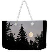 August Full Moon - 2 Weekender Tote Bag
