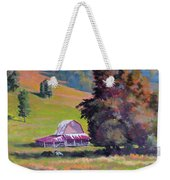 August Pastures Weekender Tote Bag