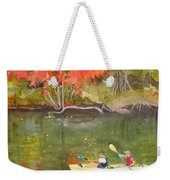 Augusta Canal Number Two Weekender Tote Bag