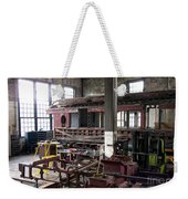 Augusta Car Rehab Weekender Tote Bag