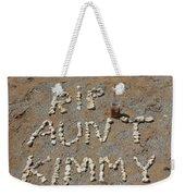 Aunt Kimmy Weekender Tote Bag