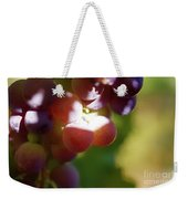 Auntie Thelma's Grapes - Ripening Weekender Tote Bag