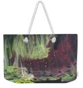 Aurora Bolialis Weekender Tote Bag