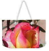 Aurora Color Rose Bud. Wow Weekender Tote Bag