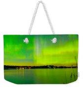 Aurora Reflection Weekender Tote Bag
