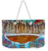 Aurora's Reflections Weekender Tote Bag
