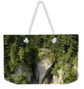 Ausable Chasm Weekender Tote Bag