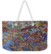 Aussie Culture Weekender Tote Bag