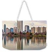 Austin Wide Shot Weekender Tote Bag