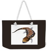 Australia Blue-tongued Skink Weekender Tote Bag
