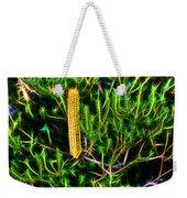 Australian Banksia Weekender Tote Bag