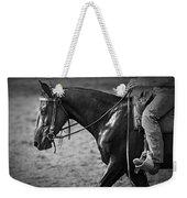 Australian Cowboy Weekender Tote Bag