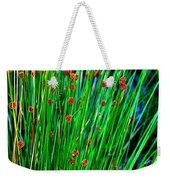 Australian Native Grass Weekender Tote Bag