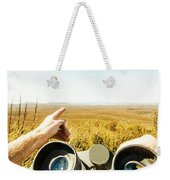Australian Safari Weekender Tote Bag