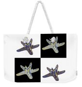 Australian Starfish Composite Design Weekender Tote Bag