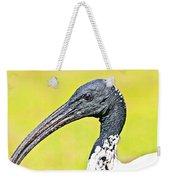 Australian White Ibis Weekender Tote Bag