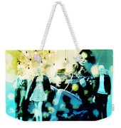 Australian Woman #2 - The Image Weekender Tote Bag