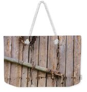 Austrian Barn Door Weekender Tote Bag
