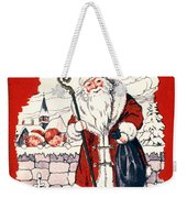 Austrian Christmas Card Weekender Tote Bag