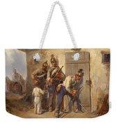 Austrian Dragoons Weekender Tote Bag