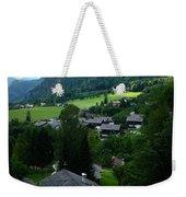 Austrian Landscape Weekender Tote Bag