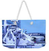 Austrian Sculpture Weekender Tote Bag