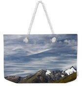Austrian Sky Weekender Tote Bag